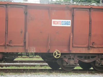 モンテネグロ共和国 ポドゴリツァ=鉄道車両編