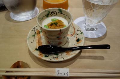 銀座 鮨かくとう に行ってきました。 奥田透 角藤文俊