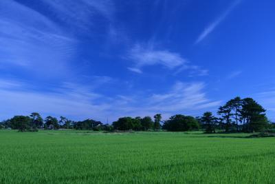 2013年7月秋田旅行(その1)「にかほ市象潟」