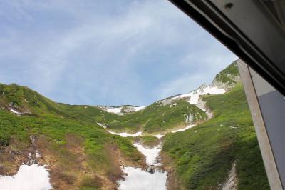 中央アルプス  木曽駒ケ岳 (2,956m)