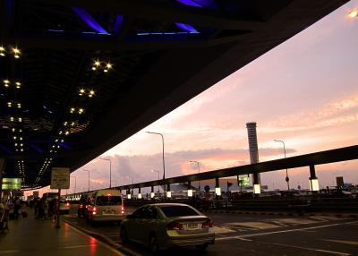 3等列車&ワイナリーの旅 in Bangkok&Hua Hin★2012 13 9-10日目【BKK⇒ICN⇒名古屋】