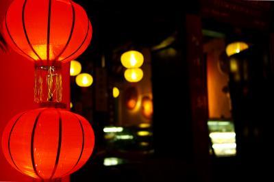ランタンが照らしだす古都の街並み in Hoi An★2012 02 2日目【Hoi An】