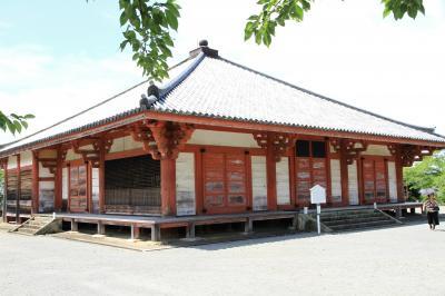 数万本のひまわりが咲く小野市ひまわりの丘公園から浄土寺へお参りしました。