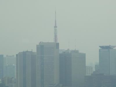 東京ドームホテル 43階アーティストカフェへ
