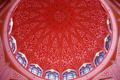 優美なモスクと極色彩の洞窟寺院を巡る旅 in Malaysia★2013 02 2日目【KL・Putrajaya】
