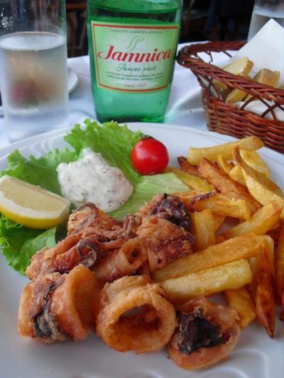 ドゥブロヴニクでコレ食べました