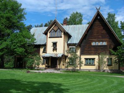 1306スウェーデン~ムーラのソーン美術館とソーンゴーテン