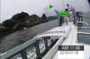 堂ヶ島観光船とドライブ