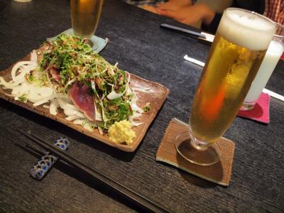 6月の箱根 その2 箱根仙石原 花菜さんでの美味しい夕食 2013年6月