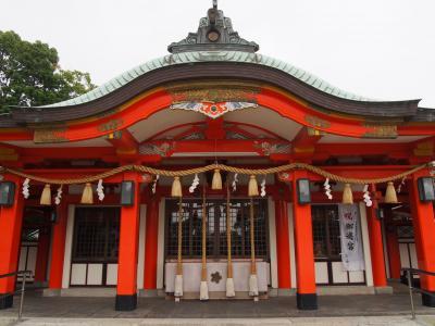 大阪・堺のパワースポット(多治速比売神社)と国宝(櫻井神社)へ