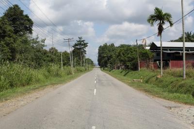 サンダカンからコタキナバルへバスでの行き方