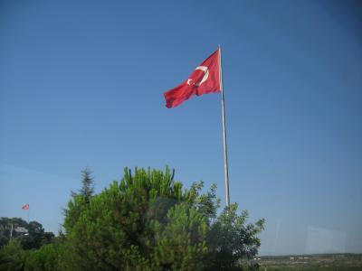 トルコ屈指のリゾート地   アンタルヤ旅行