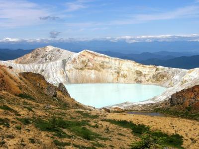 湯田中温泉フリープラン4日間の旅・・・④白根火山を巡る