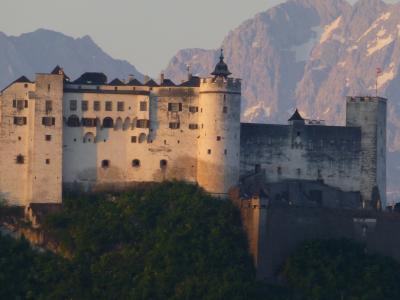 ザルツブルク、東チロルへ 成田→フランクフルト→ザルツブルク到着2013年オーストリア旅行【1】