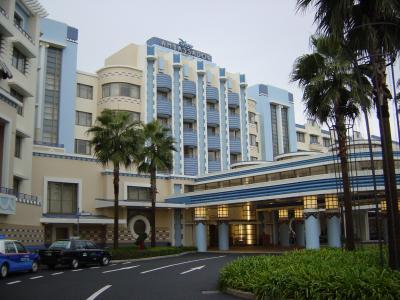 ディズニーアンバサダーホテル アンバサダーフロア(スーペリアルーム)