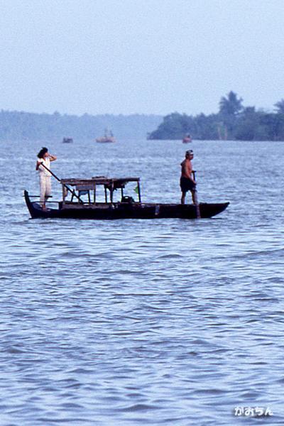 ミトー・メコンデルタの町とココナツ教団の島~ベトナムの旅1992