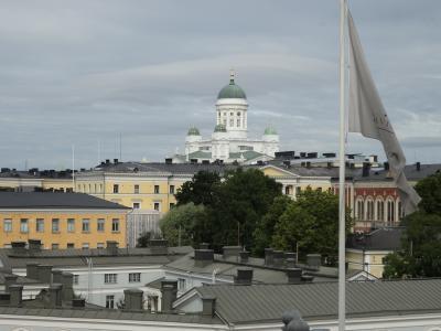 2013北欧 母子二人旅 5才 1-1.フィンランド〈ヘルシンキ〉