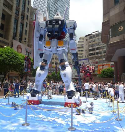 201307 香港特別行政区 香港 2~3日目