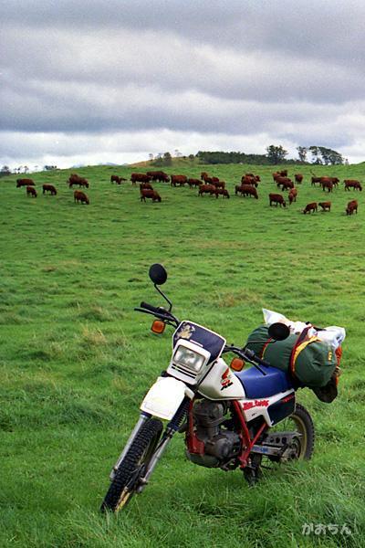 遠野物語ツーリング~東北の旅1993