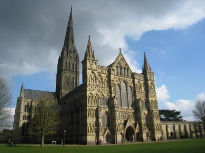 ソールズベリー再訪ーSalisbuy Cathedral revisited(2011)追加版
