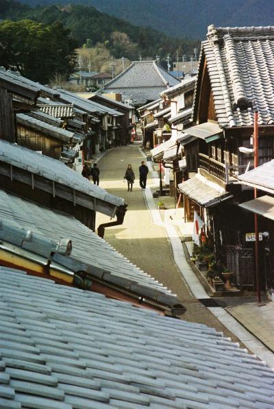 亀山・関宿 旧東海道宿場町へタイムスリップのぶらぶら歩き旅