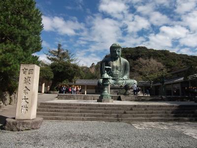 鎌倉:レンタサイクルで20寺以上を1泊2日