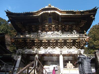 日光:日光の社寺から中禅寺へ車で日帰り