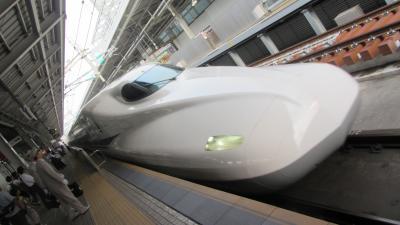 サロンドシマジ新宿伊勢丹No.1 久しぶりのグリーン車&ウエスト銀座
