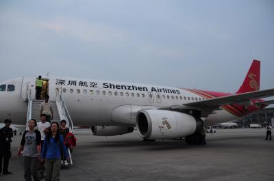 GW西北旅20★ヒッチハイクとバスと飛行機で、気合いで行く香港!