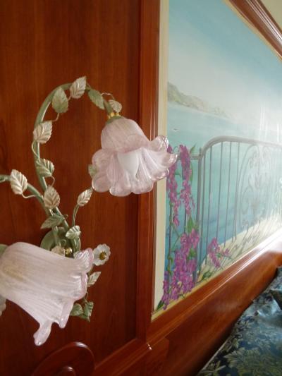 優雅な夏バカンス イタリア・東リビエラの旅♪ Vol40(第4日目午後) ☆モンテロッソ・アル・マーレ:「Hotel Porto Roca」のスイートルームから素晴らしい眺望♪
