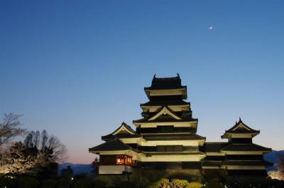 信州松本へお花見ツアー
