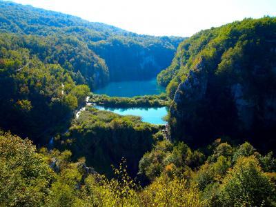 【クロアチア】自然を満喫プリトヴィッツェ!2011ふたり旅<2>