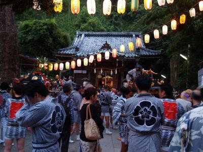 鎌倉祇園大町祭り-八雲神社
