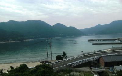 青春18旅2013夏 ⑦ 熊野灘