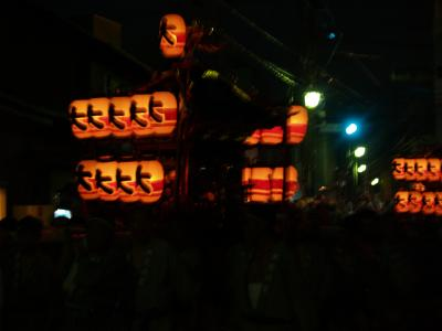 鎌倉祇園大町祭り-神輿渡御