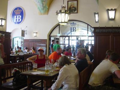 インスブルッグ滞在の旅(5)ミュンヘンを楽しむ