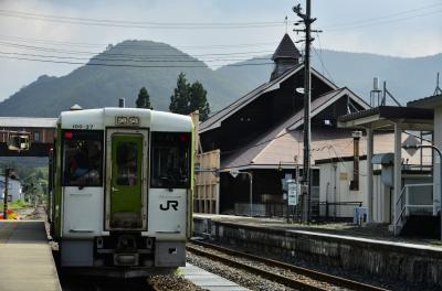 夏の北海道・北東北を巡る旅 ~温泉のある駅「ほっとゆだ」に訪れてみた~