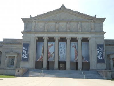 シカゴ・ボストン・ニューヨーク音楽の旅(2013年4月27日科学産業博物館とシカゴ交響楽団)