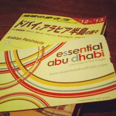 2013年 デザートサファリに行きたい!がためのハイライトドバイツアー 1、2日目