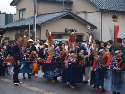 村上大祭-神輿渡御(2)