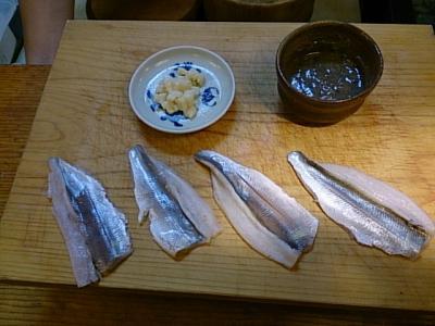 松のディナー8月