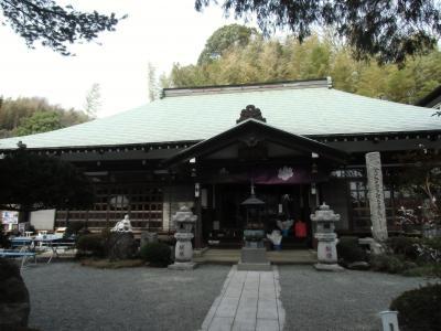 武蔵八王子鑓水永泉寺散歩