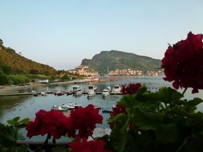 優雅な夏バカンス イタリア・東リビエラの旅♪ Vol77(第7日目朝) ☆パルマリア島:オーペルジュ「Locanda Lorena」の朝食♪