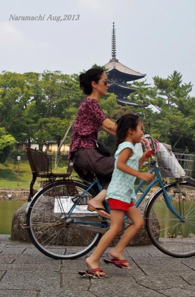 【奈良県(奈良)】 レトロとモダンが息づく街に感動~♪ ならまち散歩