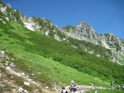 3泊4日御岳山・駒ケ岳ハイキングの旅
