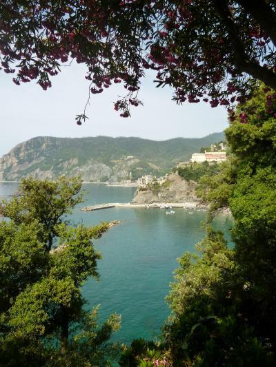 優雅な夏バカンス イタリア・東リビエラの旅♪ Vol100(第9日目午前) ☆モンテロッソ・アル・マーレ:「Hotel Porto Roca」さようなら♪