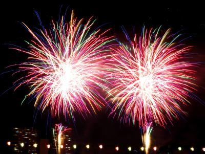 搦め手で見る花火! ~大田区平和都市宣言記念事業「花火の祭典」2013