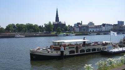 2013初夏の英独旅行7−2 マーストリヒト、ひとりストリート