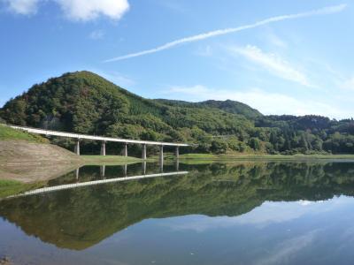 秋田岩手紅葉めぐり その3:湯田温泉峡