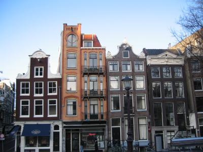 アムステルダムは私、私はアムステルダムっ子 オランダ